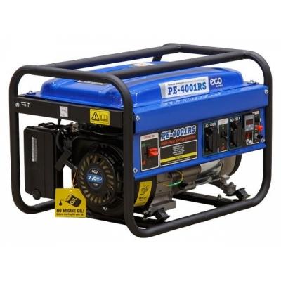 Бензиновый генератор  ECO PE 4001 RS