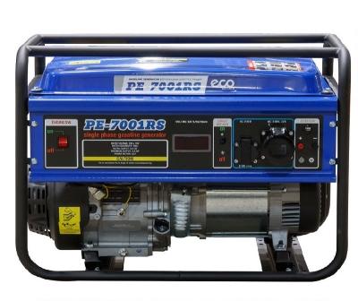 Бензиновый генератор  ECO PE 7001 RS