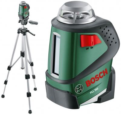 Лазерный нивелир (уровень) Bosch PLL 360