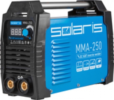 Сварочный инвертор Solaris MMA-250